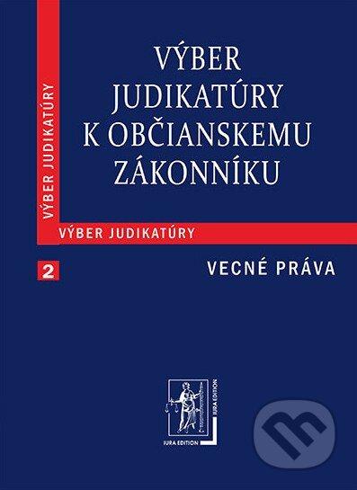 Peticenemocnicesusice.cz Výber judikatúry k Občianskemu zákonníku 2 (Vecné práva) Image