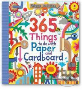 Bthestar.it 365 věcí z papíru a lepenky Image