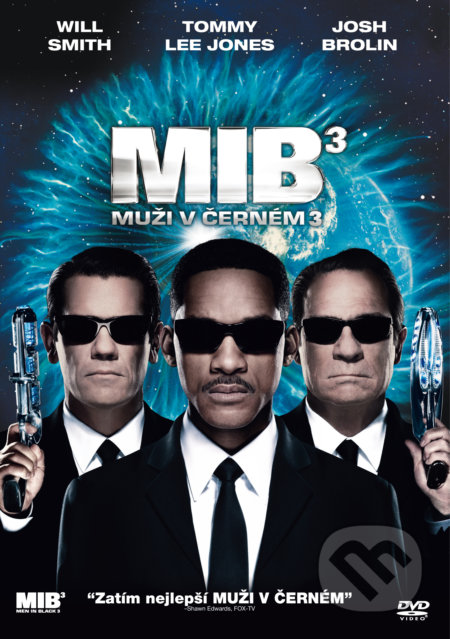 Muži v černém 3 DVD