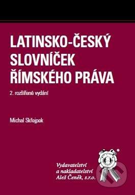 Interdrought2020.com Latinsko-český slovníček Římského práva Image
