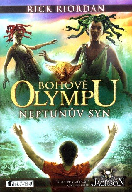 Kniha Neptunův Syn (Rick Riordan)