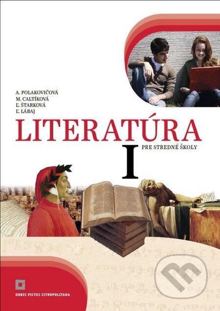 Fatimma.cz Literatúra I. pre stredné školy (Učebnica) Image