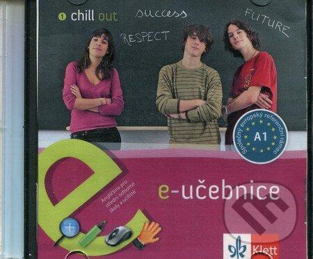Interdrought2020.com Chill out 1 - CD - e-book (e-učebnice) Image