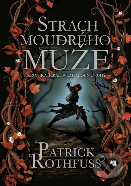 Kniha Strach moudrého muže (Patrick Rothfuss)
