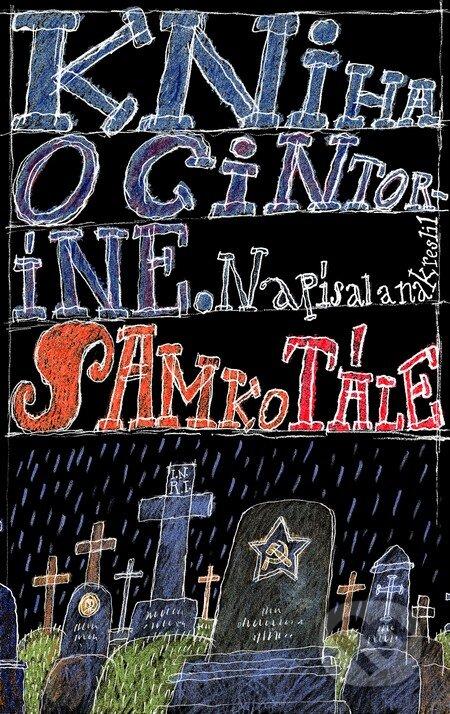 Fatimma.cz Kniha o cintoríne (Ilustrované vydanie) Image