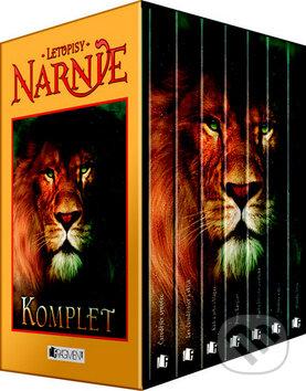 Letopisy Narnie - C.S. Lewis