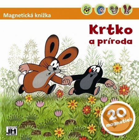 Removu.cz Magnetická knižka - Krtko a príroda Image