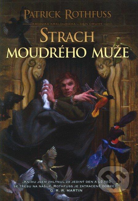 Excelsiorportofino.it Strach moudrého muže (Kniha první) Image