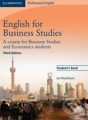 English for Business Studies - Student's Book - Ian Mackenzie