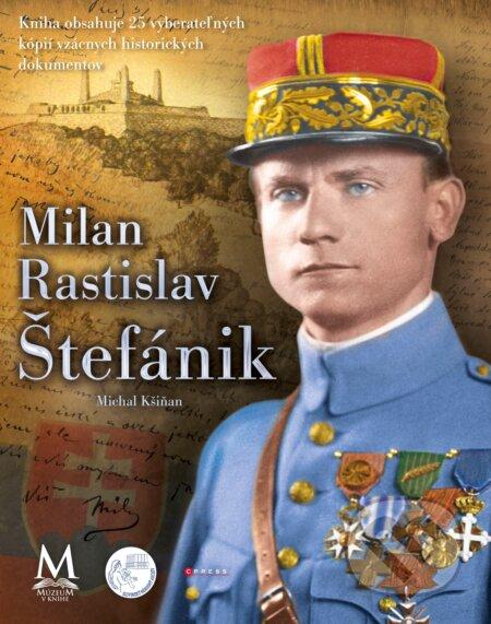 Fatimma.cz Milan Rastislav Štefánik Image