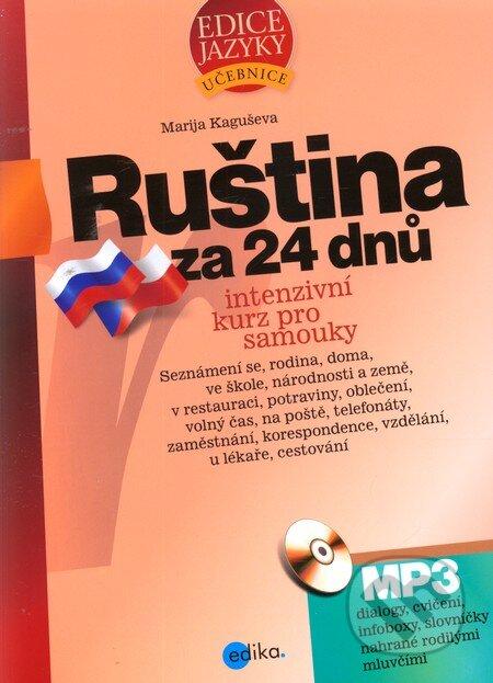 Fatimma.cz Ruština za 24 dnů Image