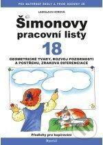 Šimonovy pracovní listy 18 - Ladislava Horová