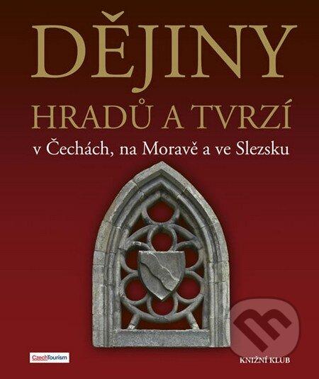 Fatimma.cz Dějiny hradů a tvrzí v Čechách, na Moravě a ve Slezsku Image