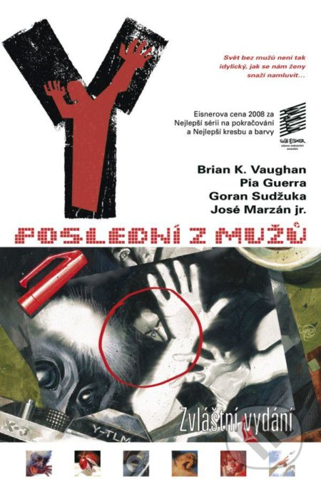 Y - Poslední z mužů 7 - Brian K. Vaughan, Pia Guerra