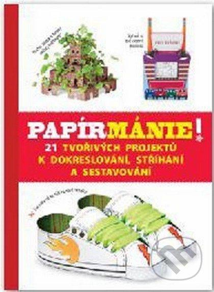 Papírmánie - Svojtka&Co.
