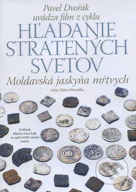 Moldavská jaskyňa mŕtvych (13) DVD