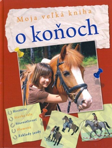 Fatimma.cz Moja veľká kniha o koňoch Image