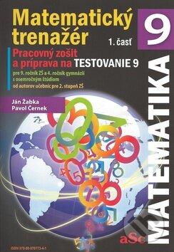 Fatimma.cz Matematický trenažér 9 (1.časť) Image