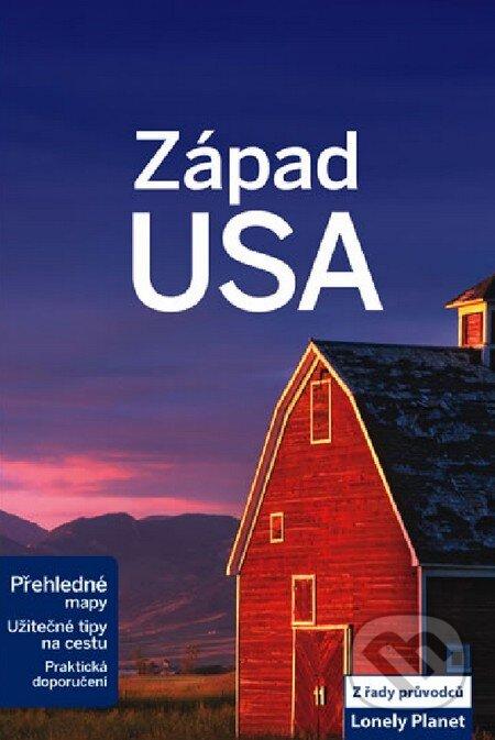 Fatimma.cz Západ USA - Lonely Planet Image
