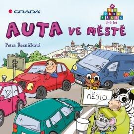 Fatimma.cz Auta ve městě Image