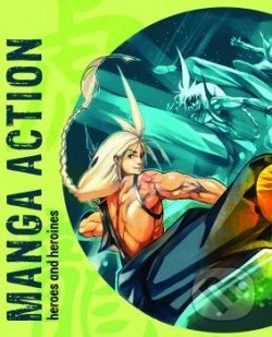 Manga Action heroes and heroin - Cristian Campos