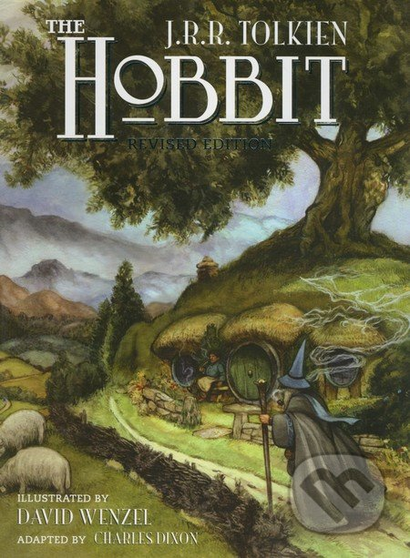 The Hobbit: Graphic Novel - J.R.R. Tolkien