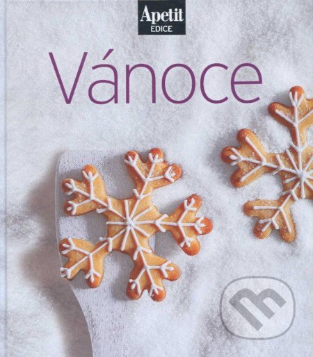 Vánoce - kuchařka z edice Apetit (10) - BURDA Media 2000