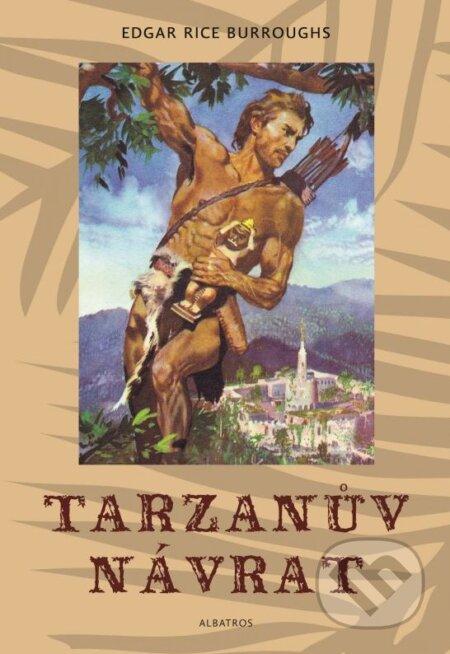 Tarzanův návrat - Zdeněk Burian, Edgar Rice Burroughs