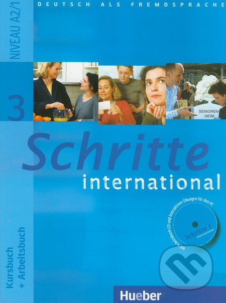 Schritte international 3 (Paket) - Silke Hilpert a kol.