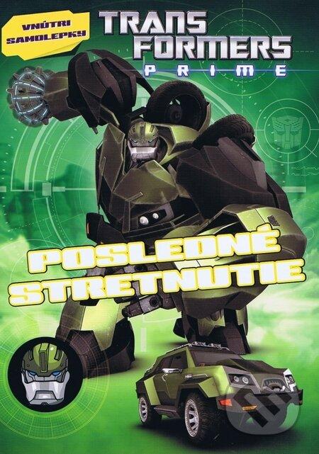 Newdawn.it Transformers Prime: Posledné stretnutie Image
