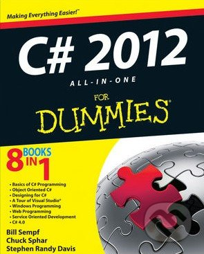 C# 5.0 All-in-One For Dummies -