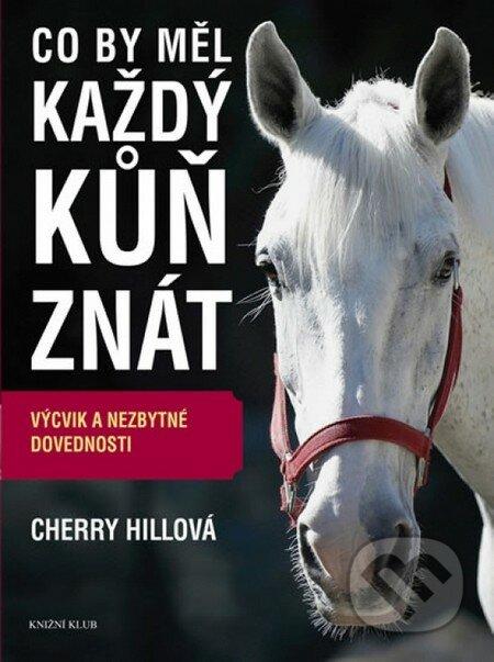 Fatimma.cz Co by měl každý kůň znát Image