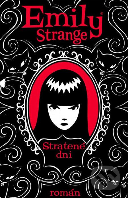 Fatimma.cz Emily Strange: Stratené dni Image