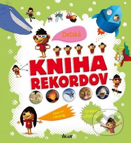 Fatimma.cz Detská kniha rekordov Image