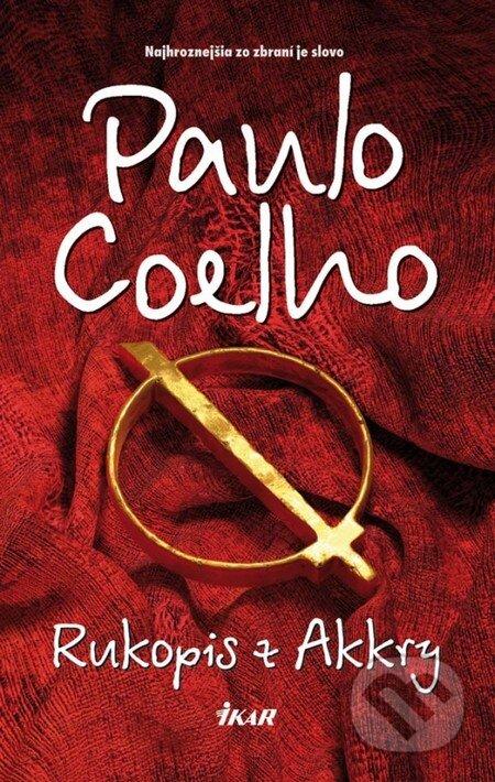 Rukopis z Akkry - Paulo Coelho