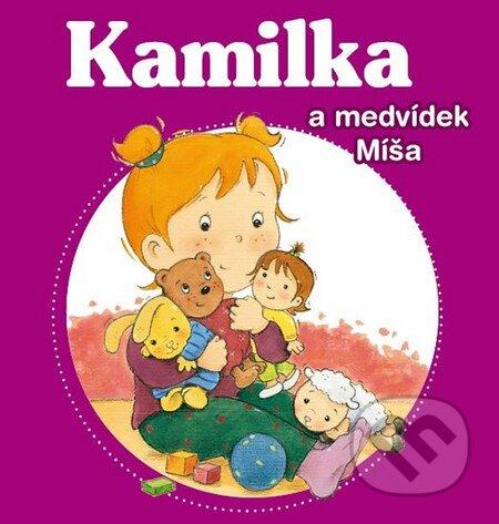 Fatimma.cz Kamilka a medvídek Míša Image
