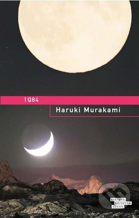 1Q84: Kniha 3 - Haruki Murakami