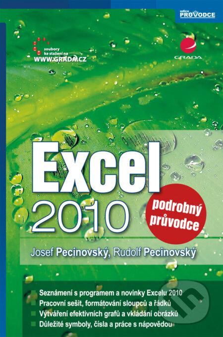 Excel 2010 - Josef Pecinovský, Rudolf Pecinovský