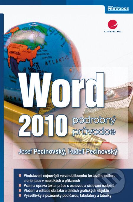 Word 2010 - Josef Pecinovský, Rudolf Pecinovský