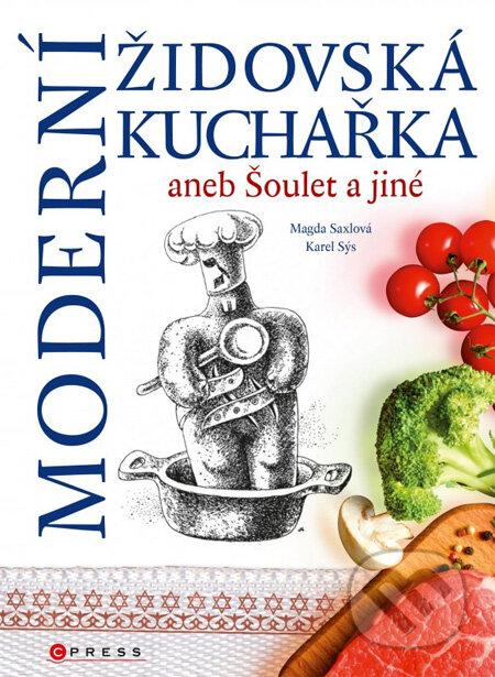 Fatimma.cz Moderní židovská kuchařka Image