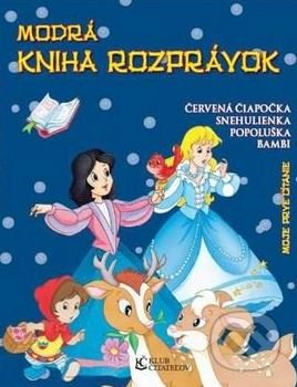 Removu.cz Modrá kniha rozprávok Image