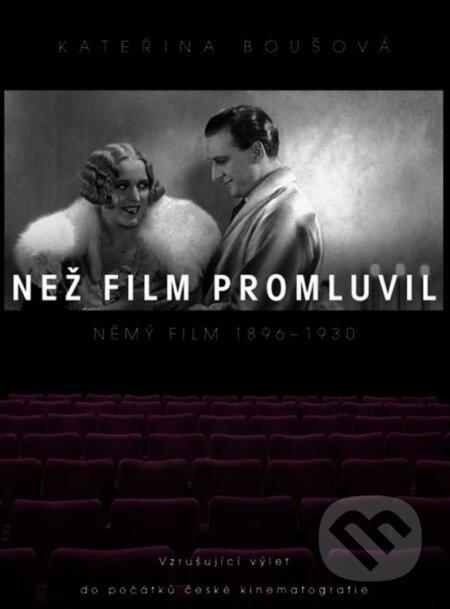 Fatimma.cz Než film promluvil Image