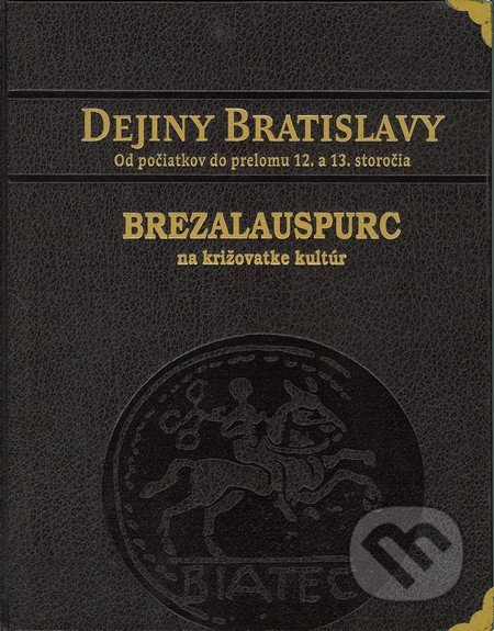 Fatimma.cz Dejiny Bratislavy (1) - v koženej väzbe Image