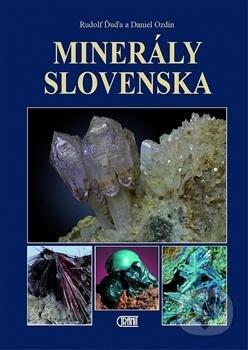 10c546098 Kniha: Minerály Slovenska (Rudolf Ďuďa a Daniel Ozdín) | Martinus