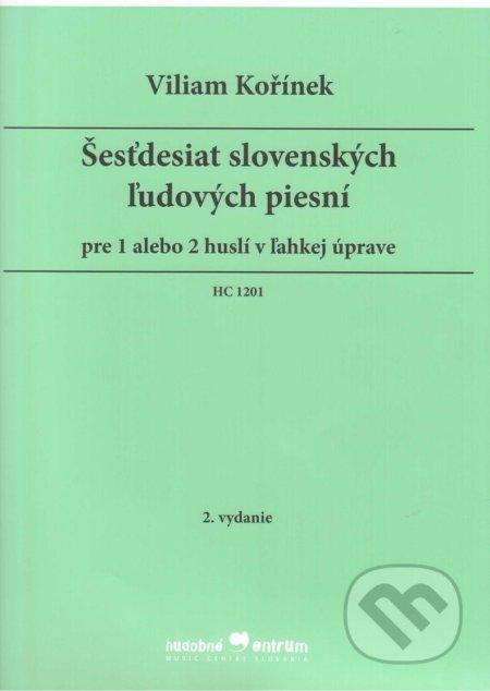 Fatimma.cz Šesťdesiat slovenských ľudových piesní Image