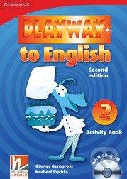 Playway to English 2 - Activity Book - Günter Gerngross