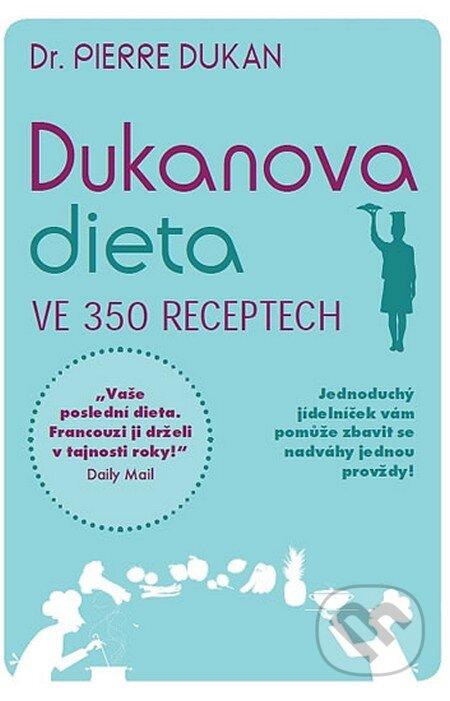 Fatimma.cz Dukanova dieta ve 350 receptech Image