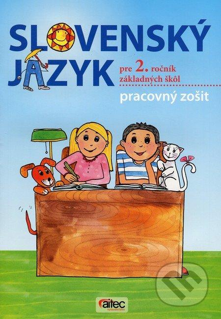 Fatimma.cz Slovenský jazyk pre 2. ročník základných škôl (Pracovný zošit) Image