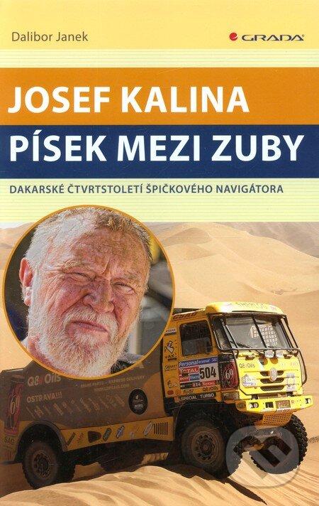 Fatimma.cz Josef Kalina: Písek mezi zuby Image