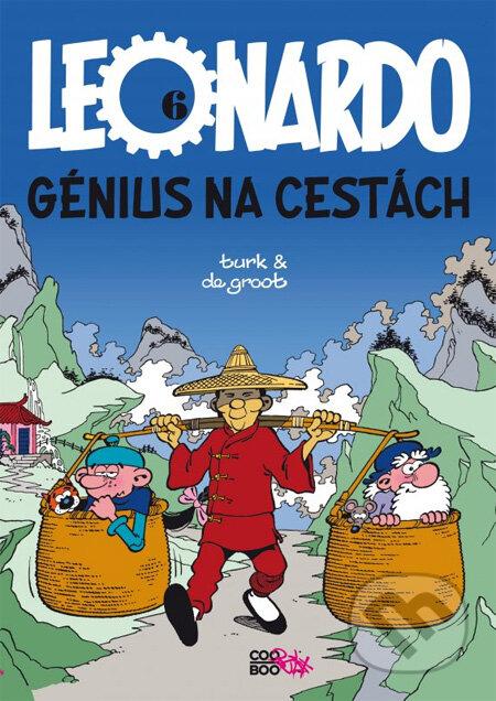 Interdrought2020.com Leonardo 6: Génius na cestách Image